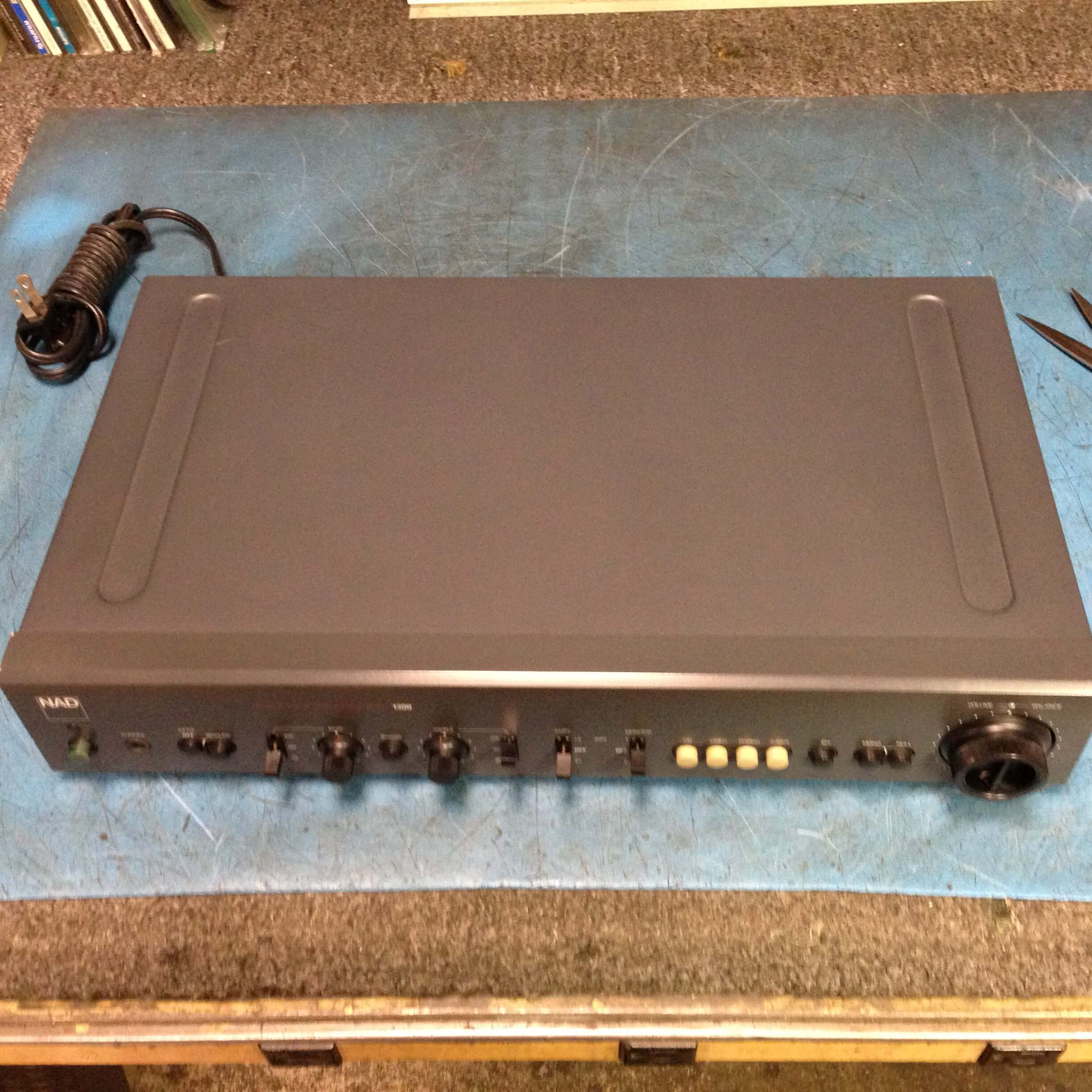 Nad 1300 monitor series preamp manual : Watch project runway