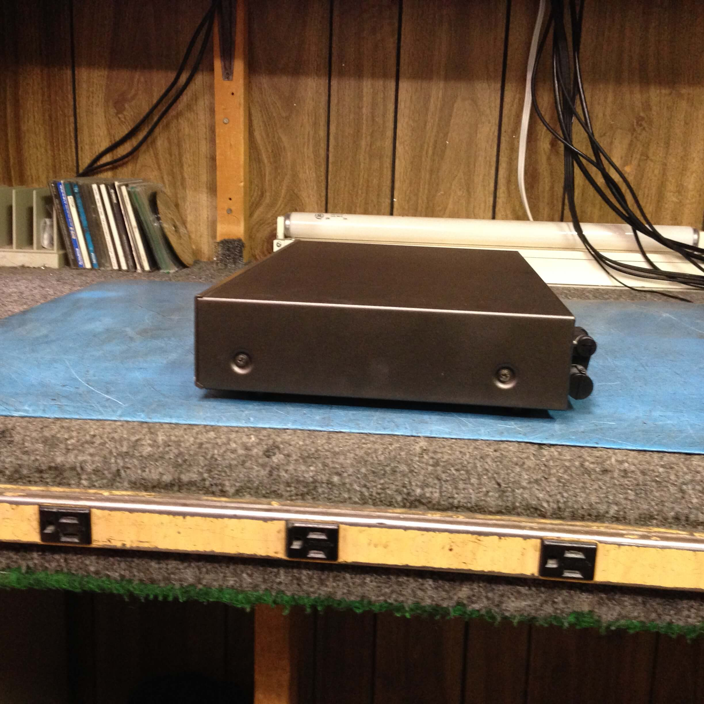 NAD Stereo System (4155 tuner, 1150 preamplifier, 2200 amplifier)