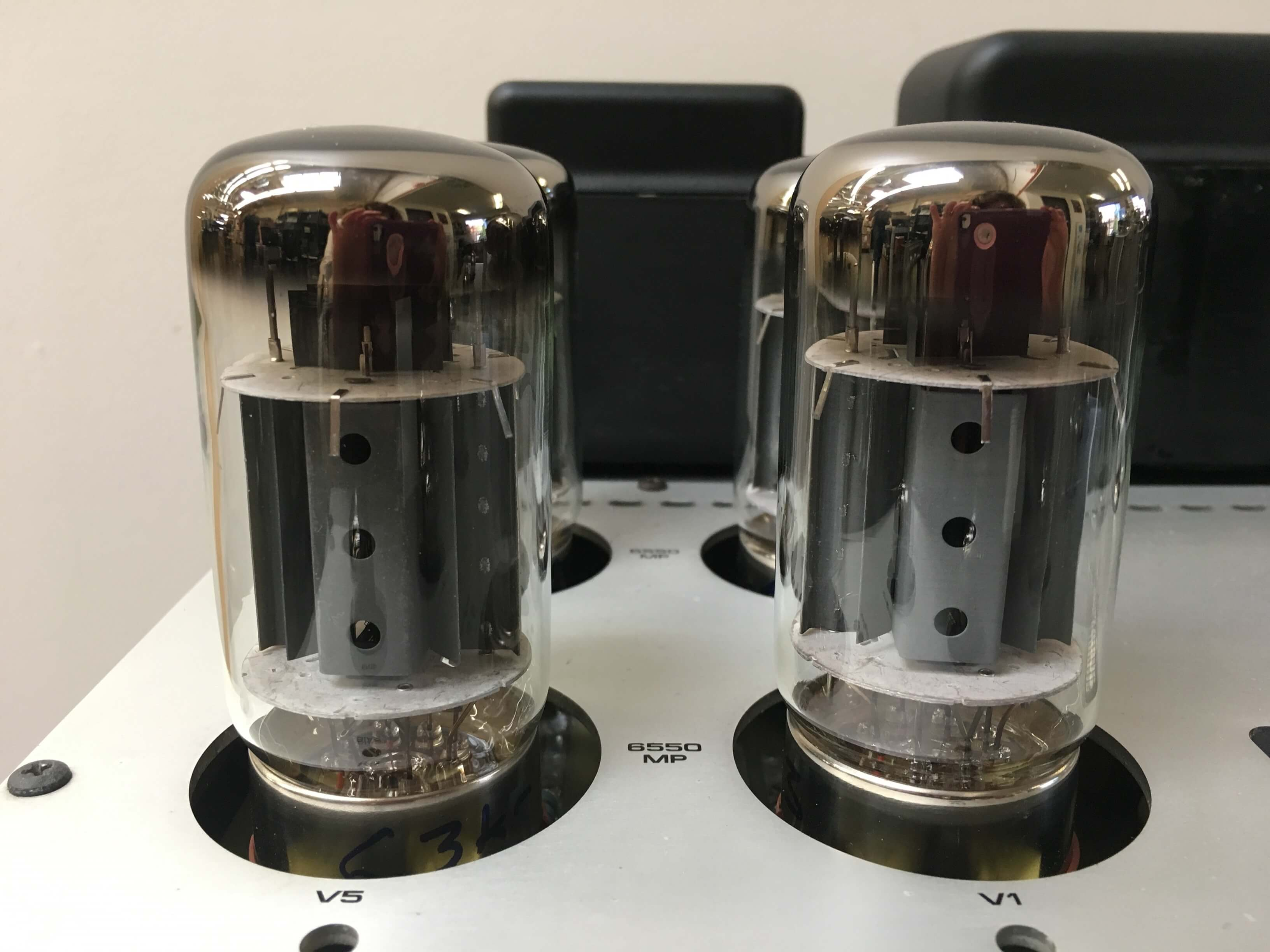 Audio Research VS110 tube amplifier