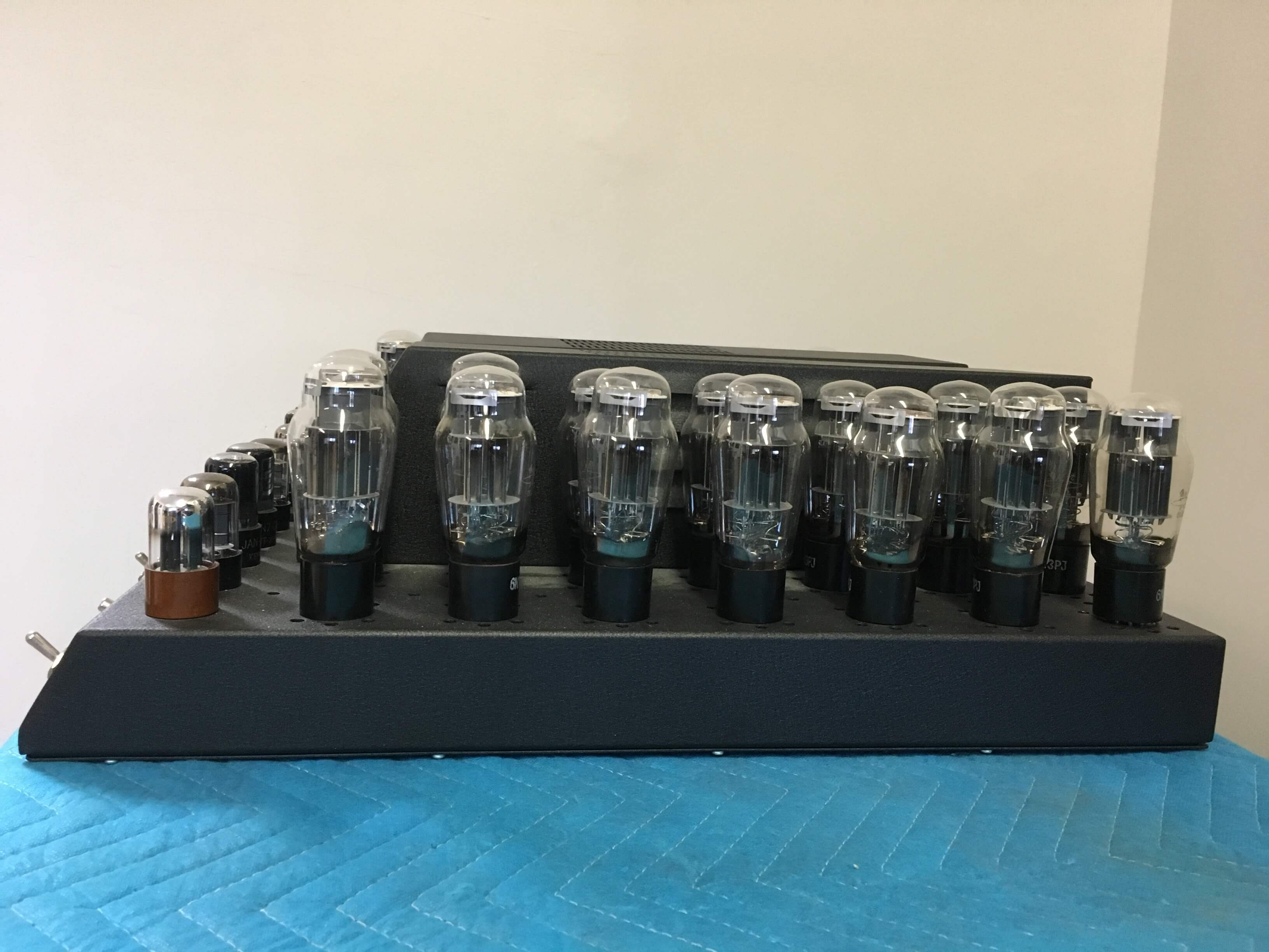 Atma-Sphere Music Systems MA-IMKII tube amplifiers