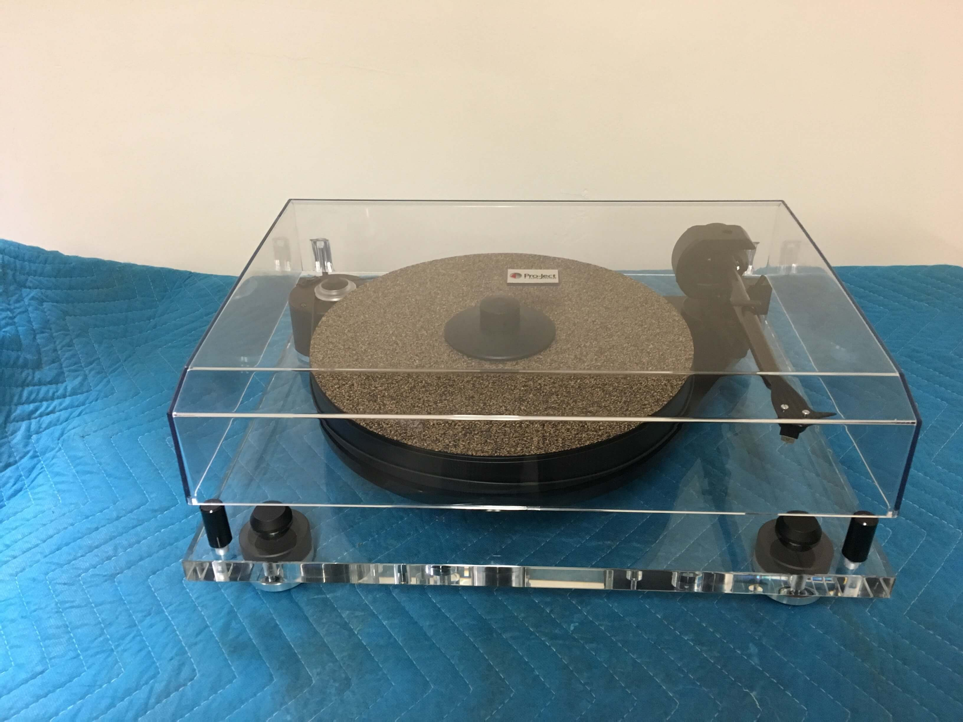 Pro-Ject Xtension 9 Evolution Superpack acrylic turntable