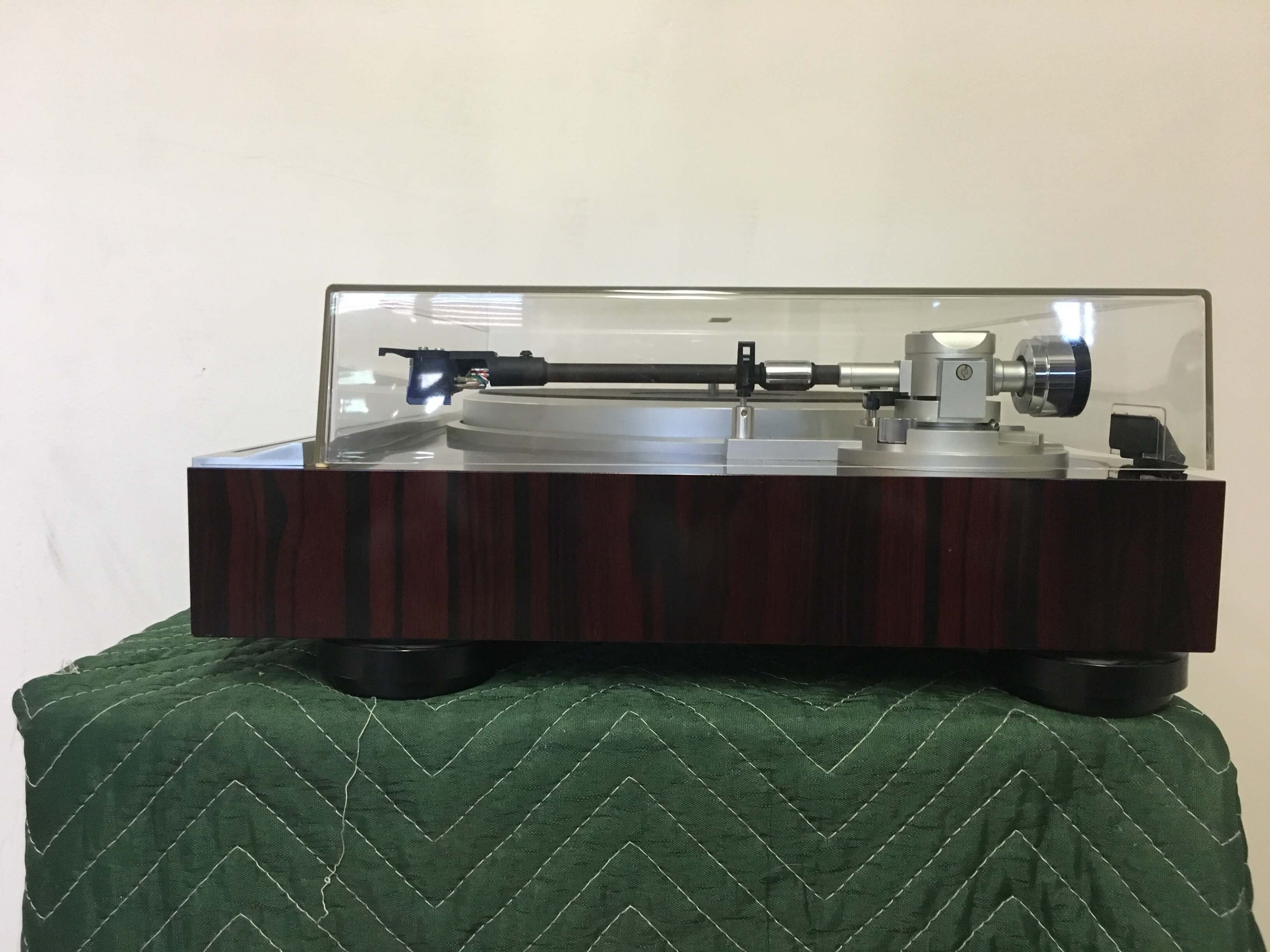 Pioneer PL-707 direct drive full automatic turntable