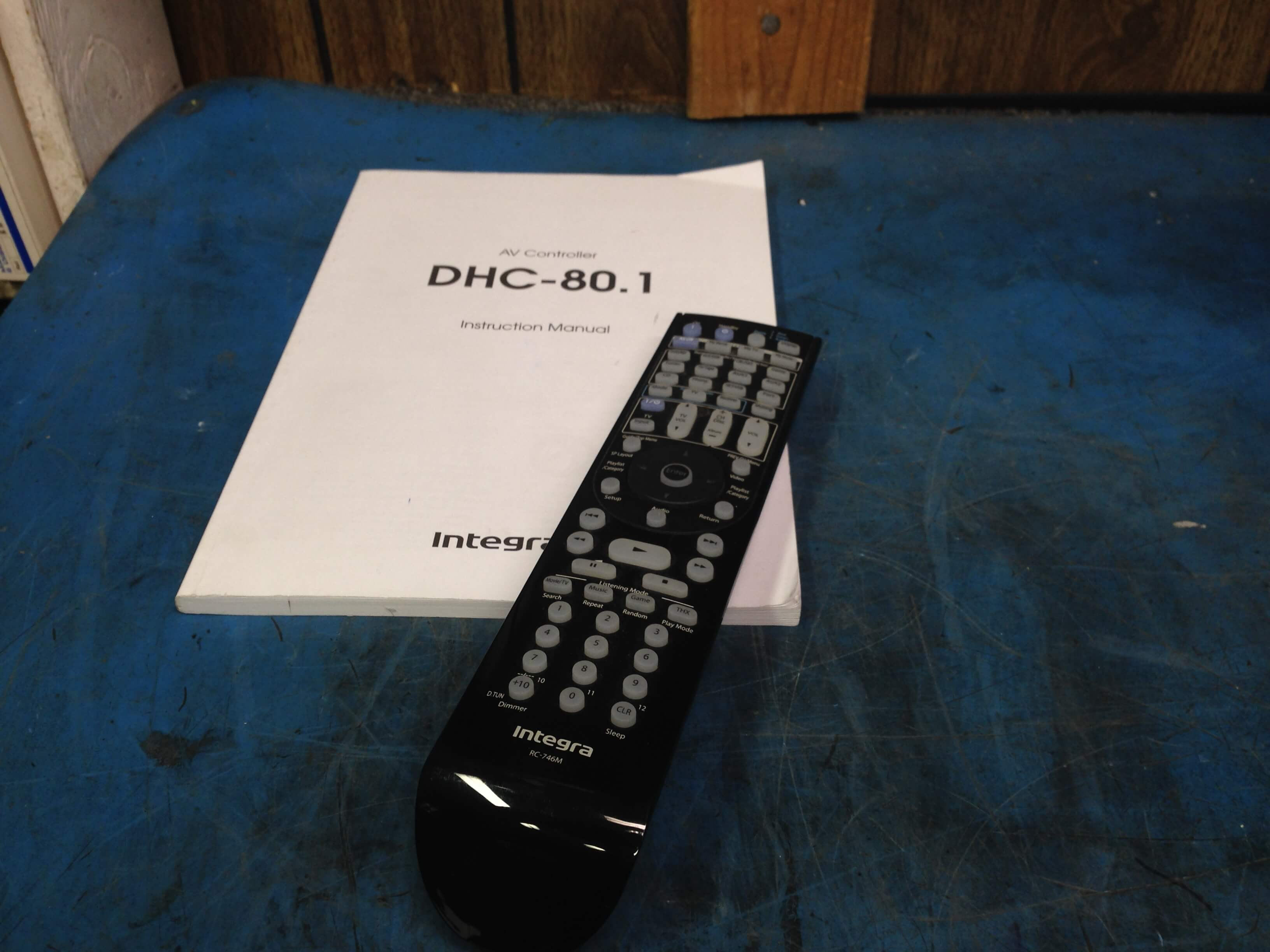 Integra DHC-80.1 AV Controller
