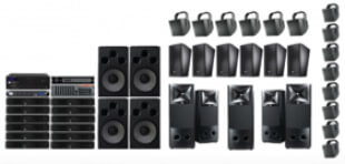 JBL Synthesis Products   George Meyer AV