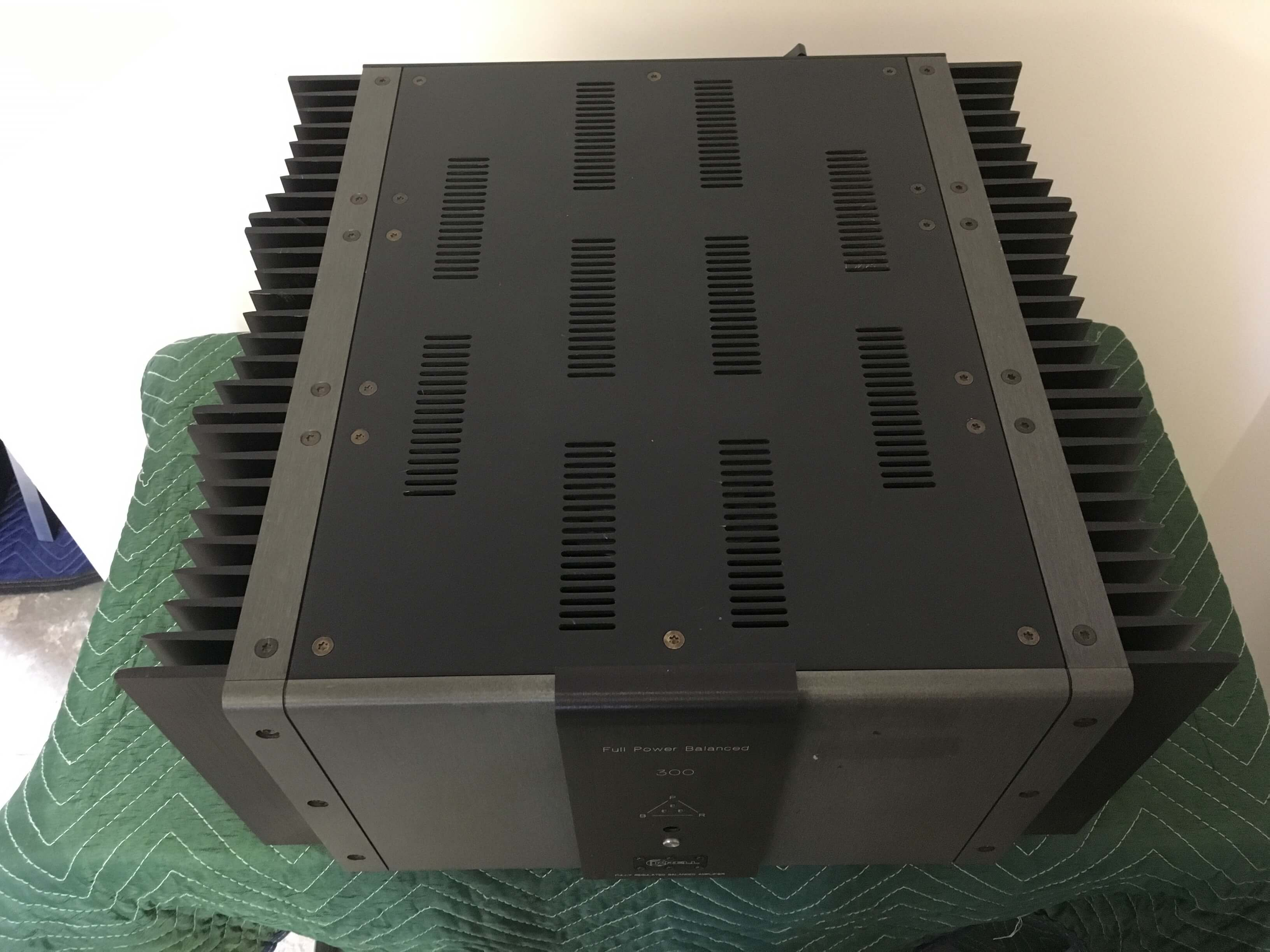 Krell FPB 300 amplifier