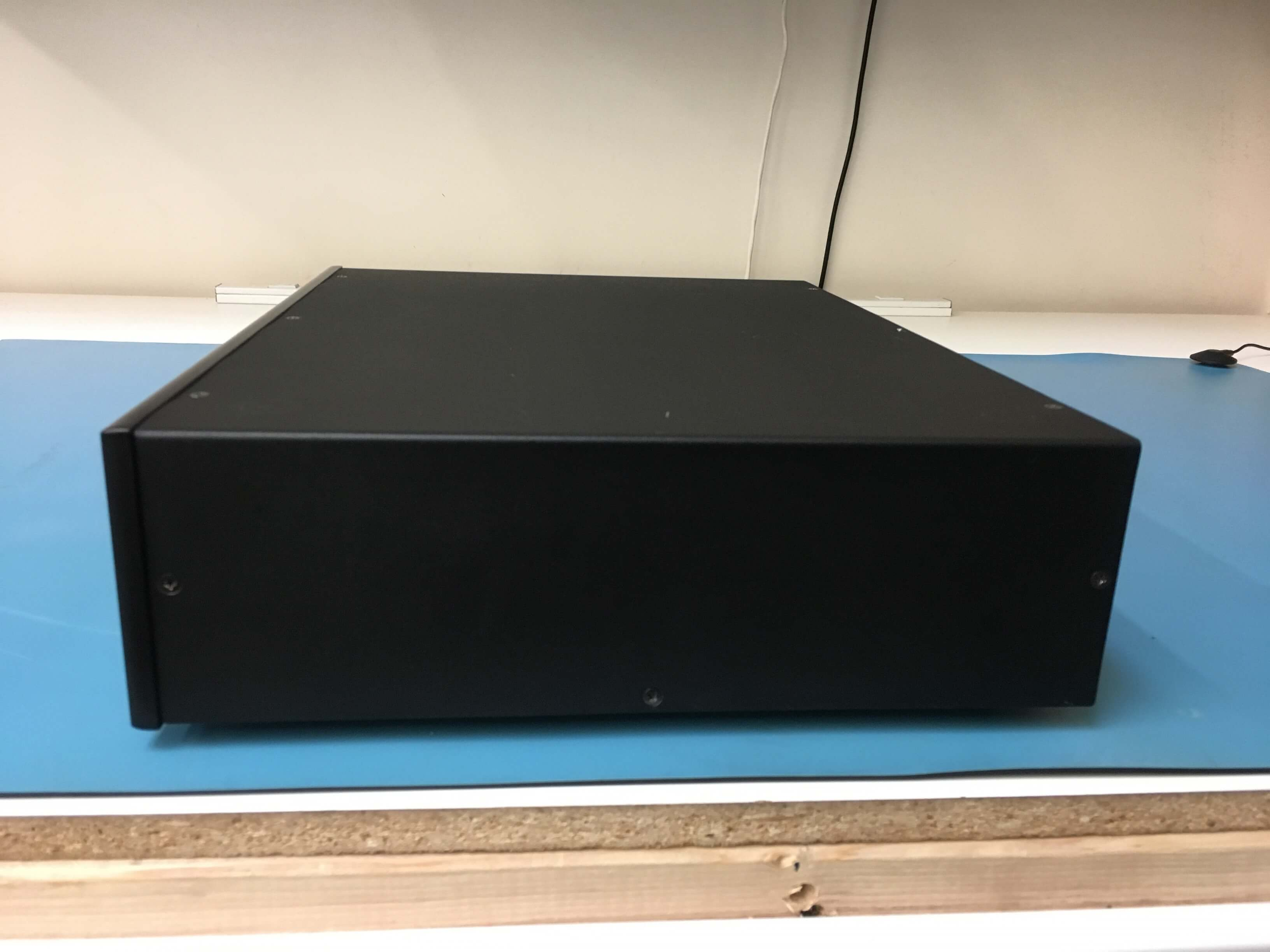 PS Audio HCA-2 hybrid class A digital amplifier