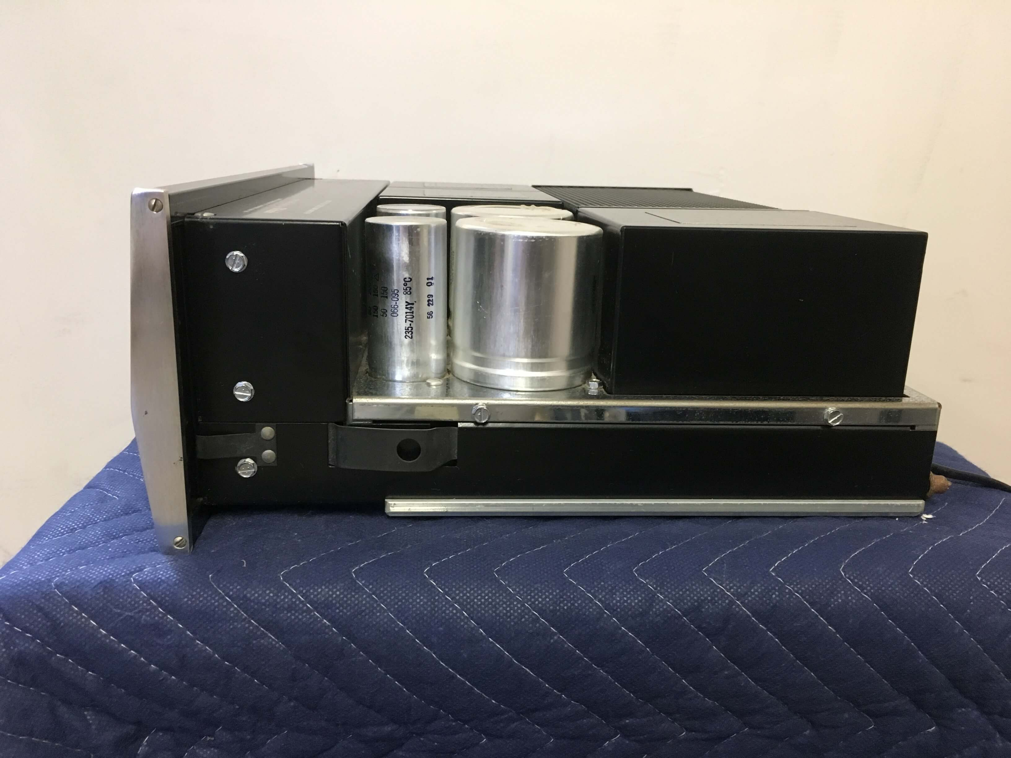 McIntosh MC2505 power amplifier