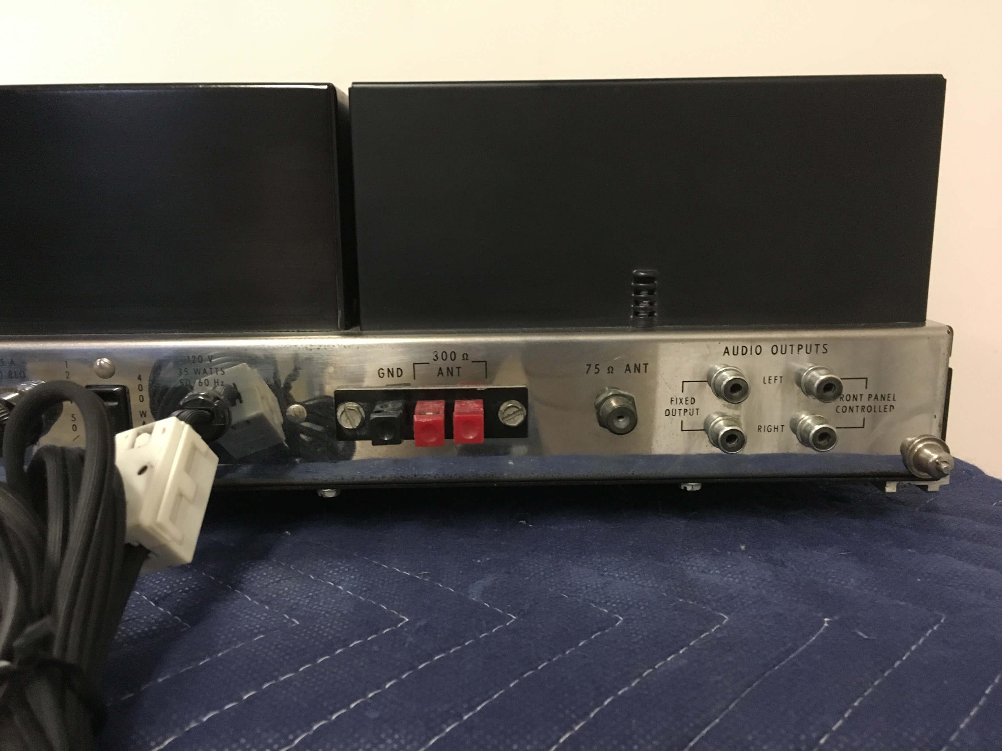 McIntosh MR 78 tuner