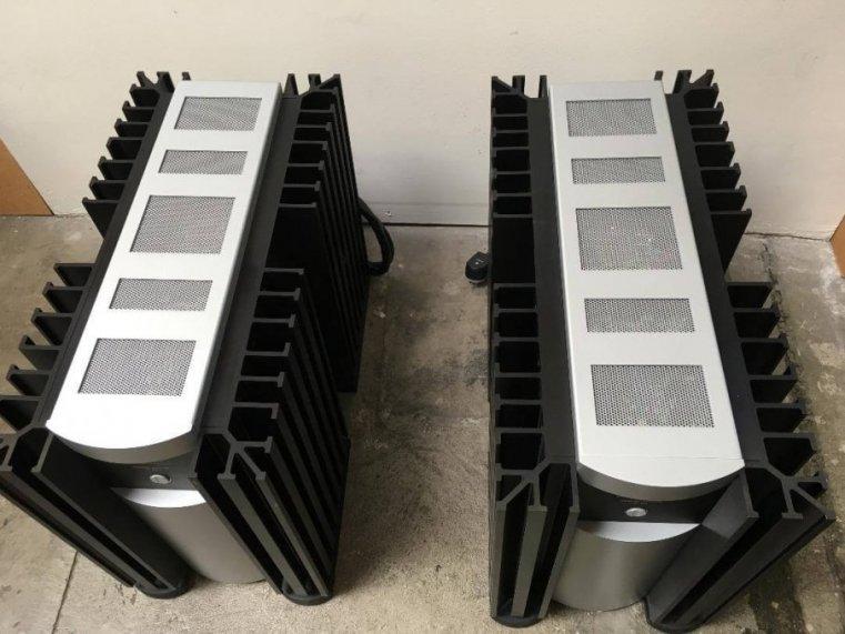 Levinson 33-H monoblock power amplifiers