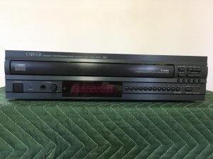 Carver multi CD player 1