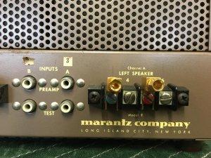 Marantz Model 8 5