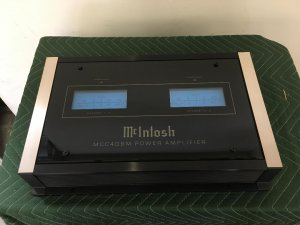 McIntosh car audio set 2