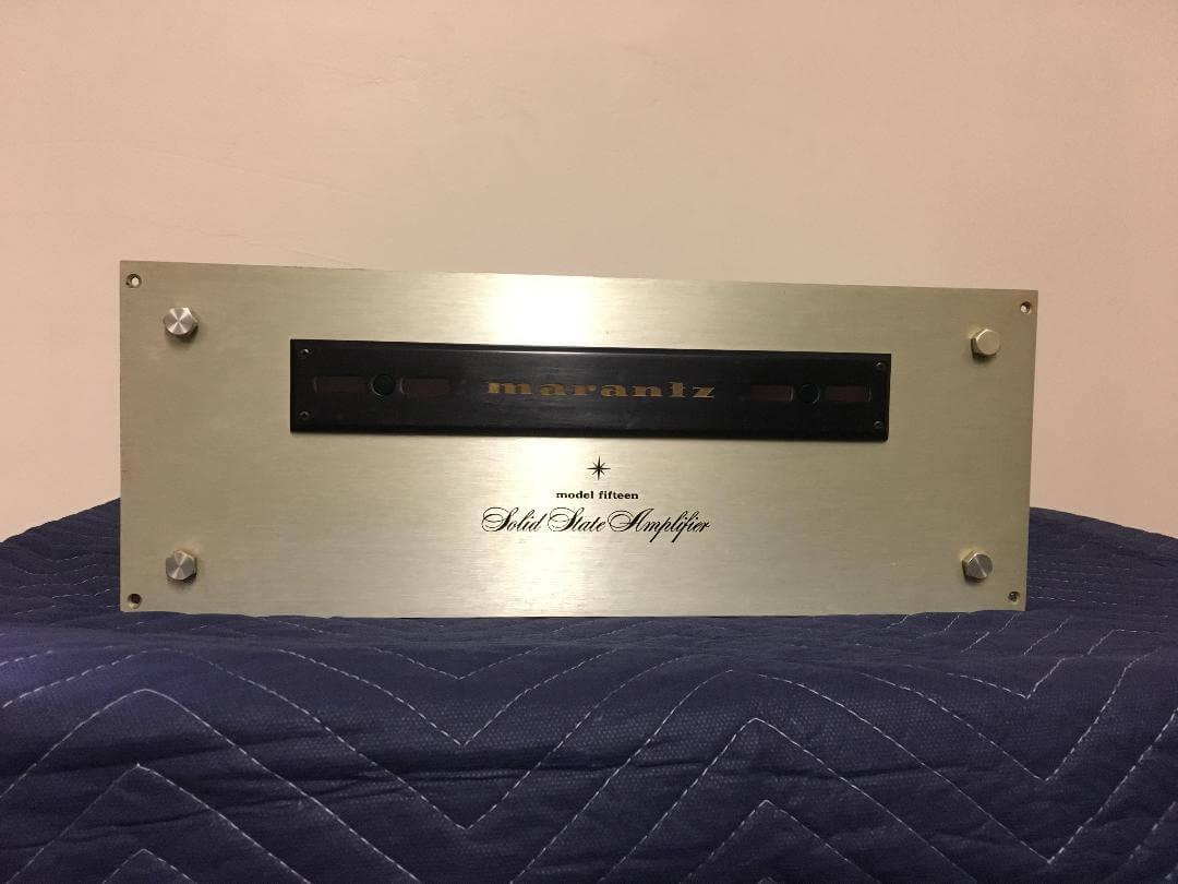 Marantz Model 15 amplifier