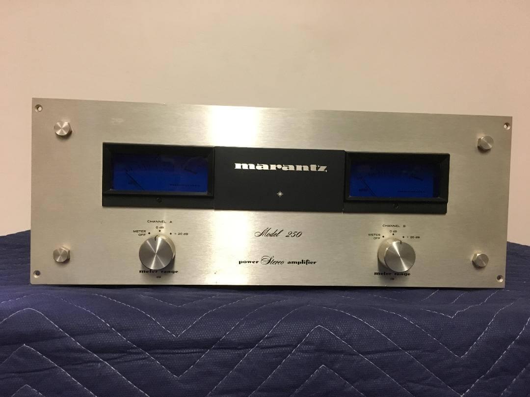 Marantz Model 250 amplifier