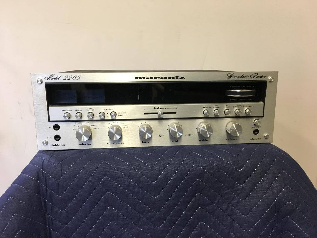 Marantz Model 2265 stereophonic receiver