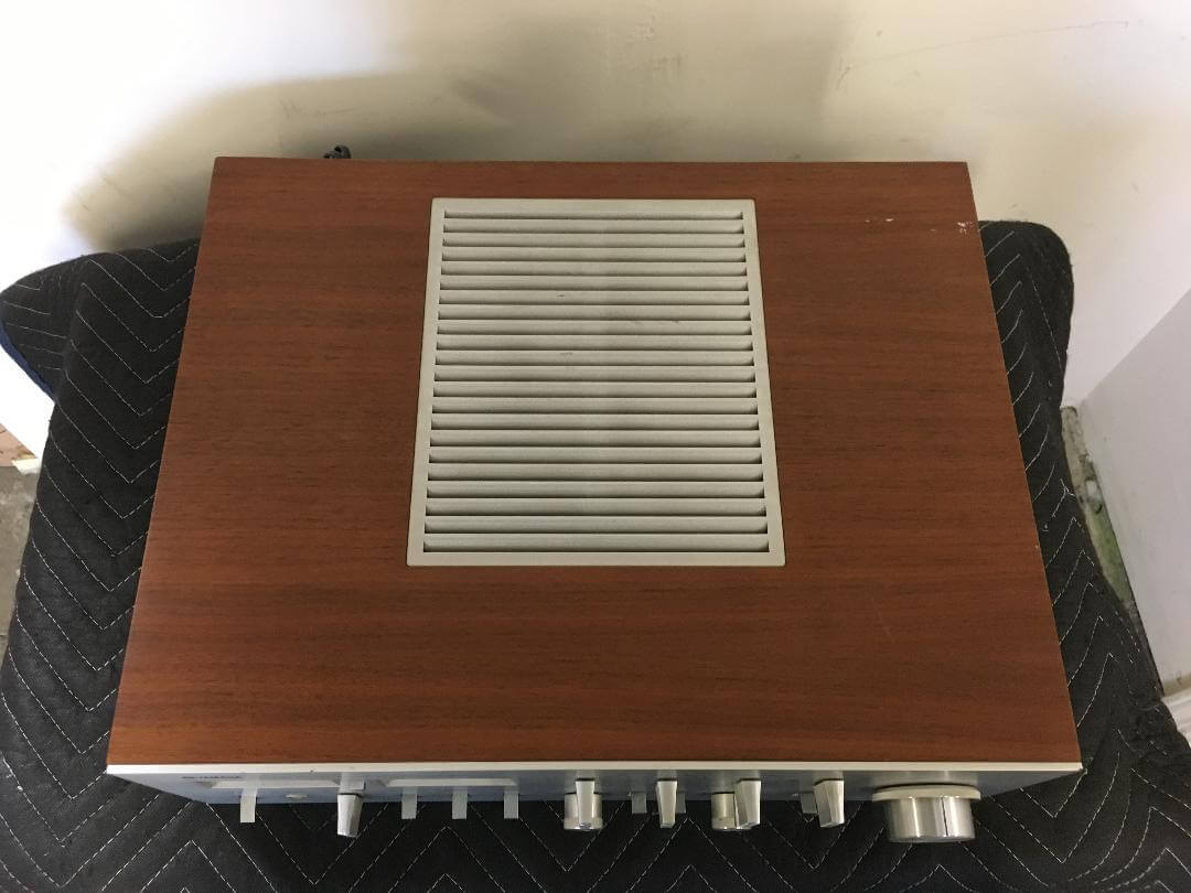Yamaha CA-2010 amplifier