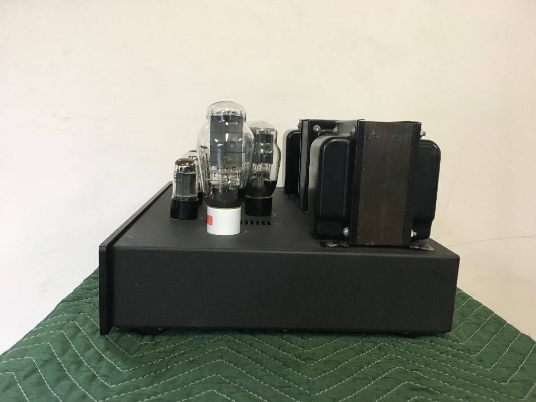Assemblage Set 300B power amplifier