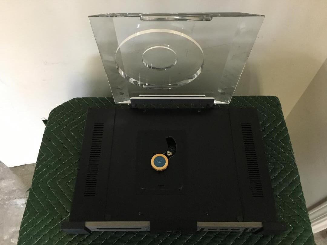 Krell CD-DSP MK2 cd player transport