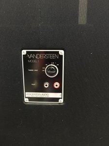 Vandersteen 1C 4