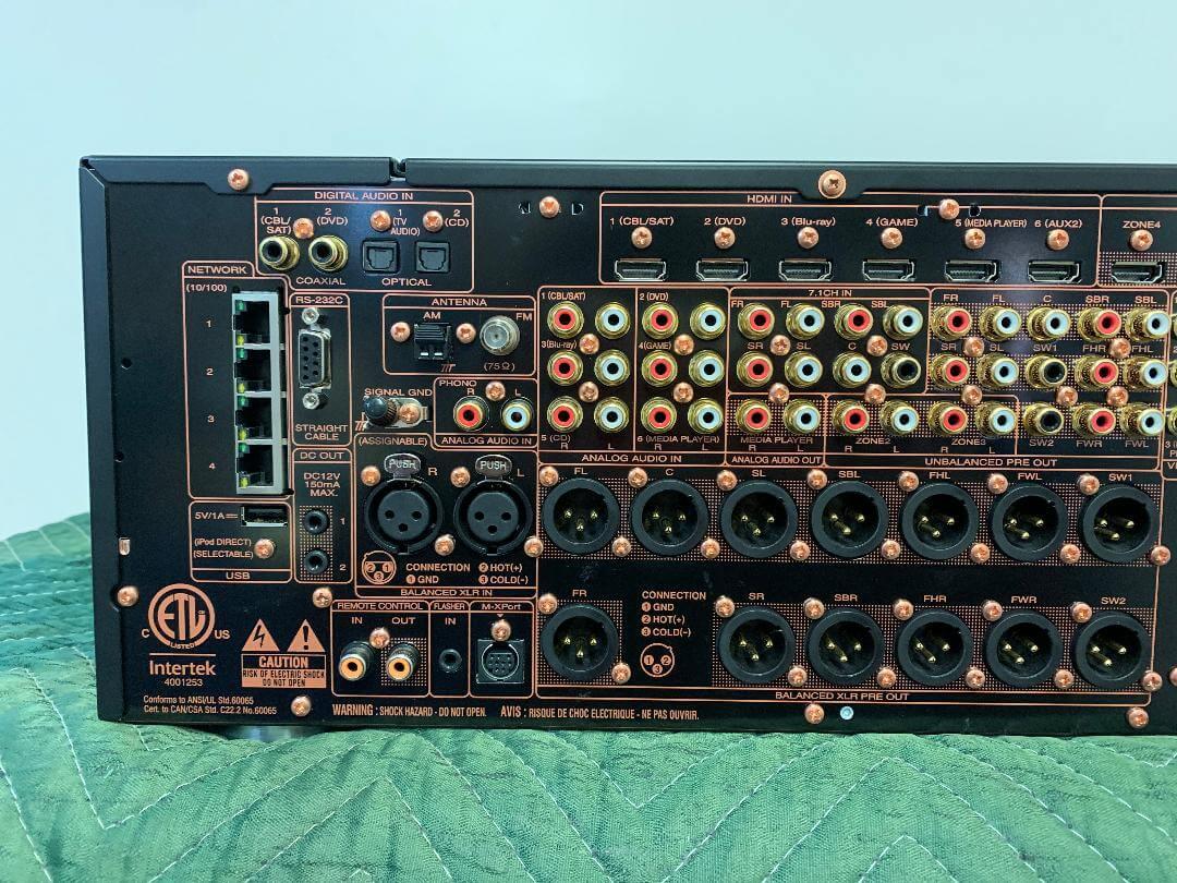 Marantz AV8801 pre-tuner