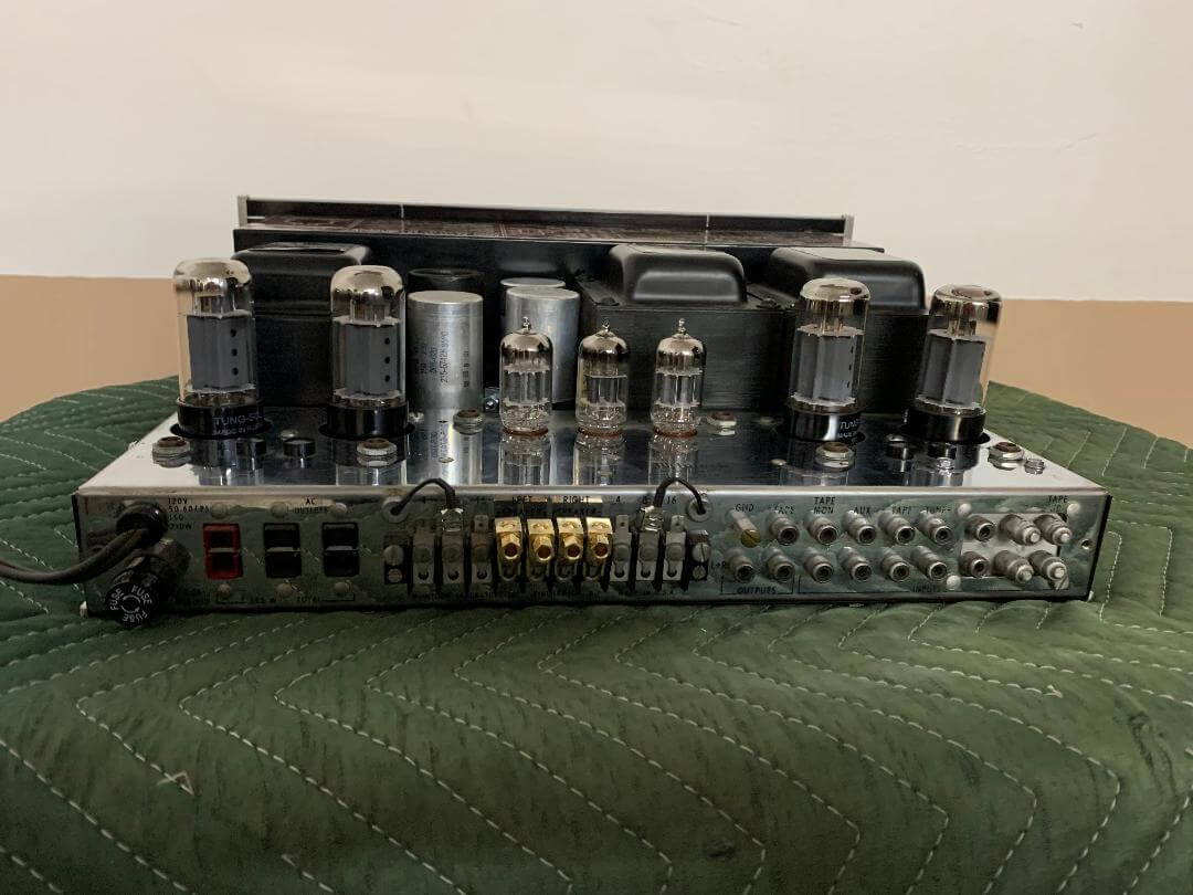 McIntosh MA 230 preamp-amplifier