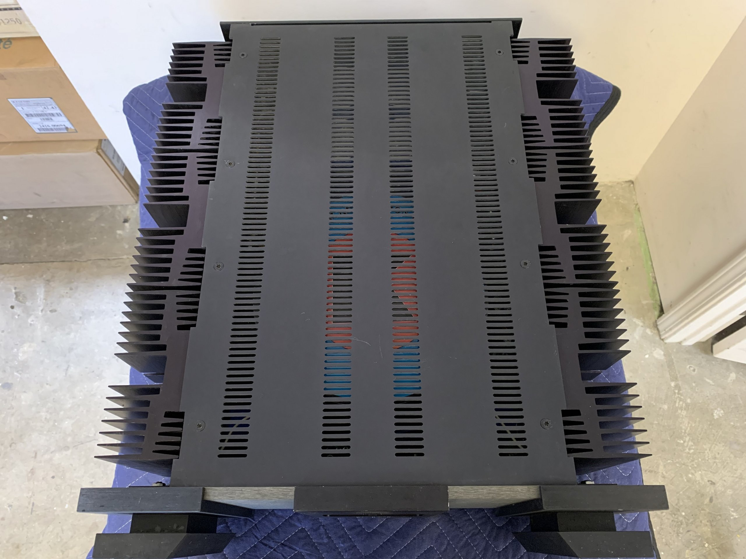 Krell KSA 300S amplifier