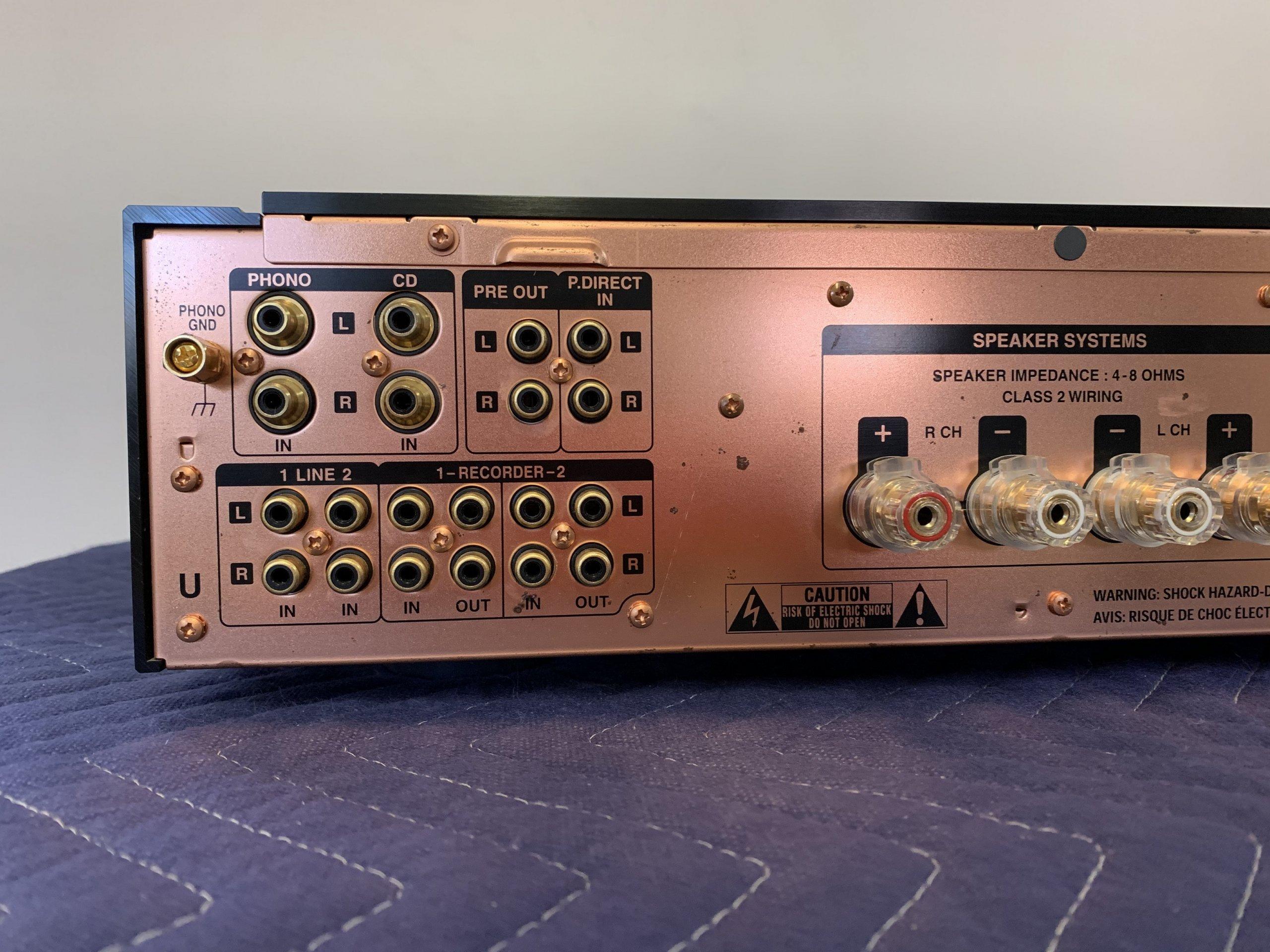 Marantz KI Pearl integrated amplifier