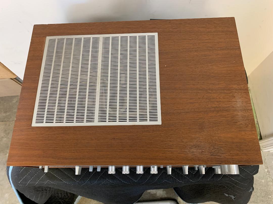 Yamaha CR-1020 stereo receiver