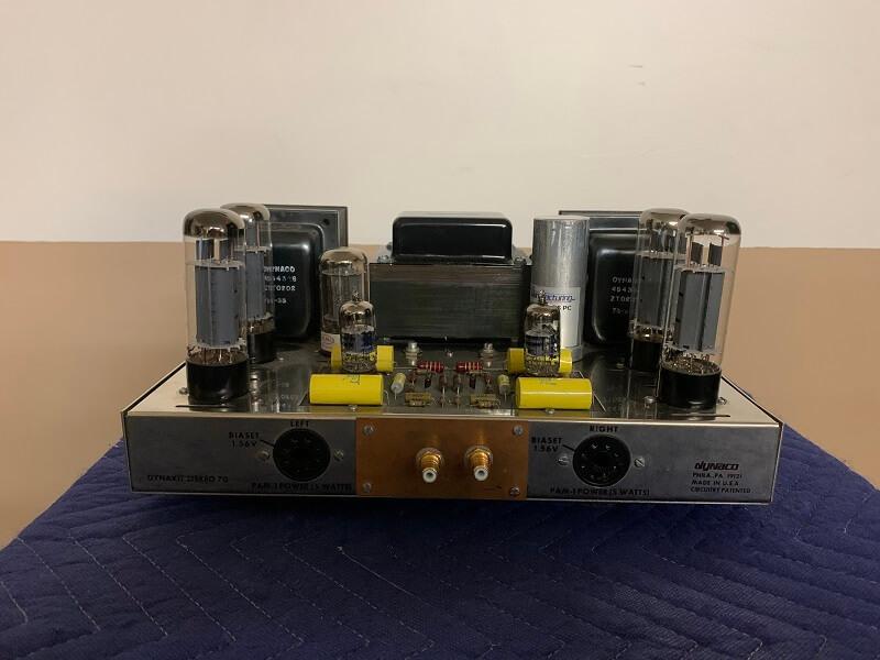 Dynaco Dynakit Stereo 70 amplifier