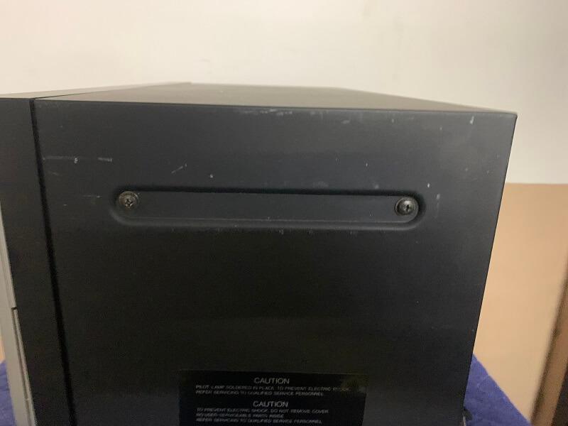Nakamichi 700 ZXE auto tuning cassette deck