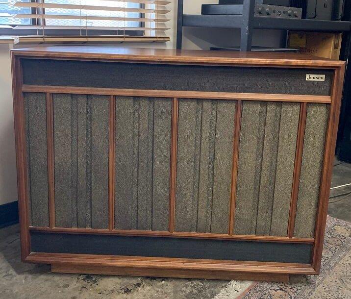 Jensen 1200XL speakers