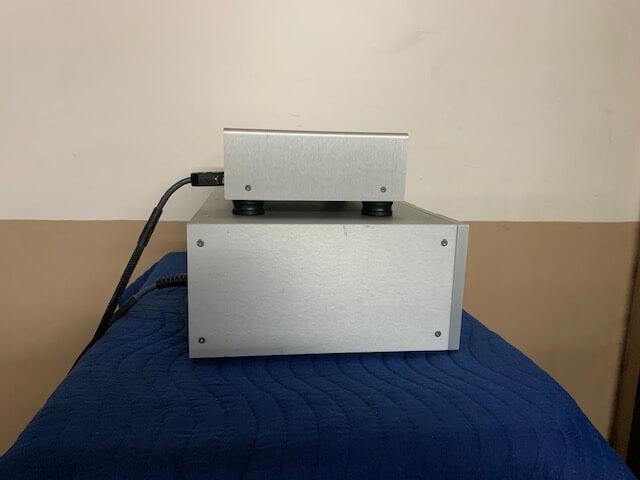 Ayre D1 DVD/SACD player & power supply