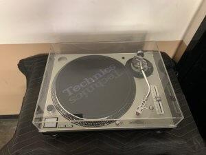 Technics SL 1200MK5 2