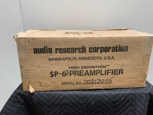 Audio Research SP6 3005 7