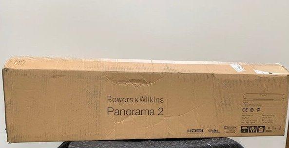 Bowers & Wilkins Panorama 2 sound bar