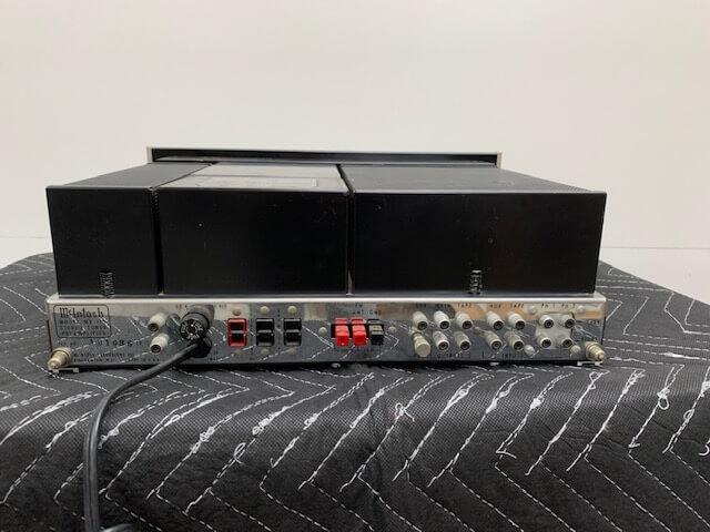 McIntosh MX115 tuner preamplifier