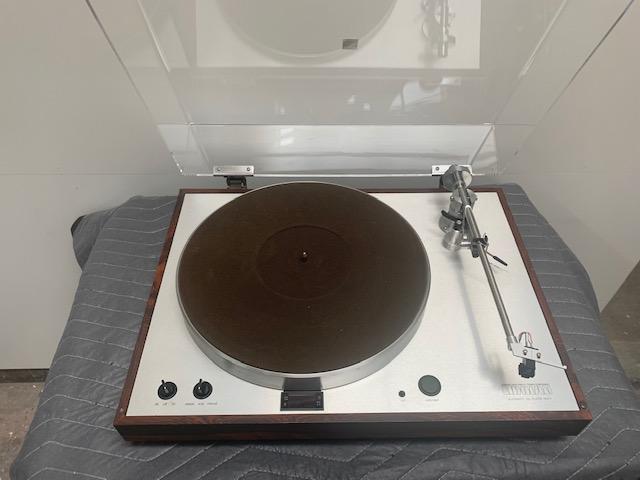 Luxman PD277 automatic DD player