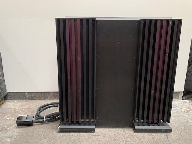 Mark Levinson No. 33 monaural reference amplifiers