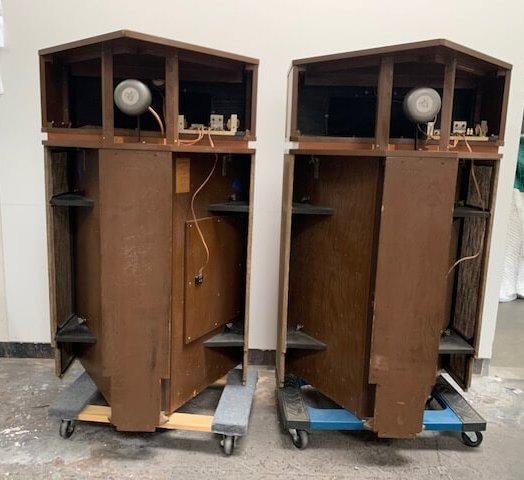 Klipschorn K-B-WO speakers