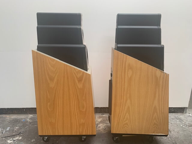 Vandersteen Model 5A speakers